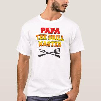 Papa The Grill Master T-Shirt