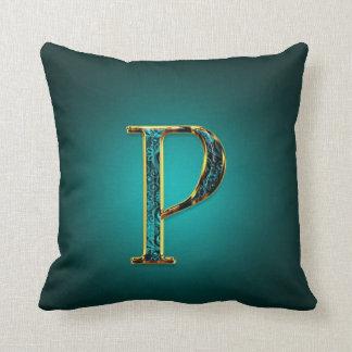 Papa Throw Pillow