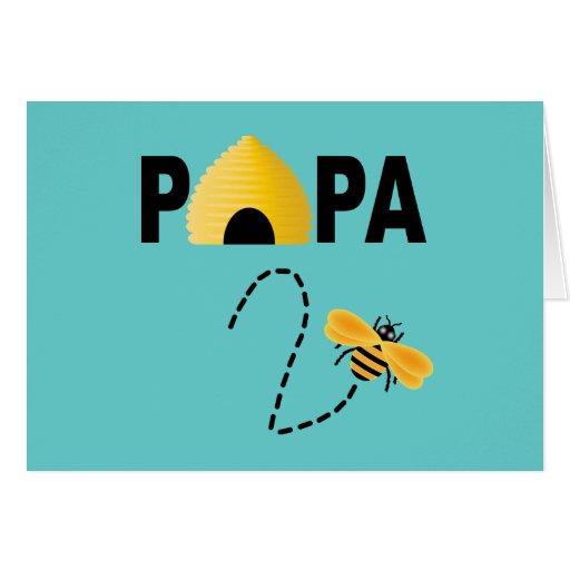 Papa To Be Card