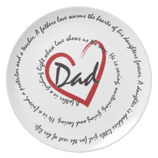 Papá, un amor de padres platos de comidas