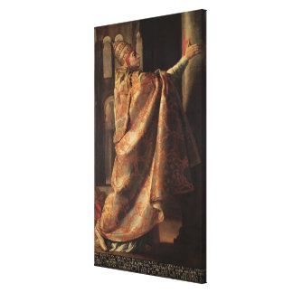 Papa Urbano II Impresión De Lienzo