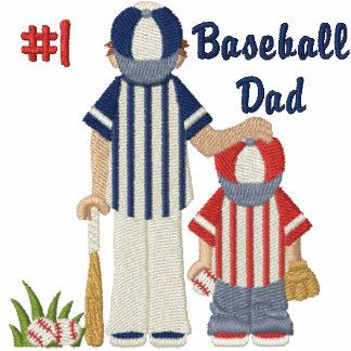 Papá y niño del béisbol #1