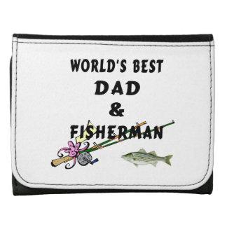Papá y pesca