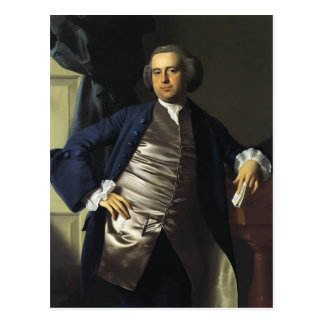 Papada de John Singleton Copley- Moses Postales