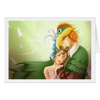 Papageno Papagena Card