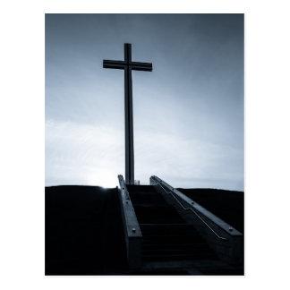 Papal Cross in Phoenix Park Postcard