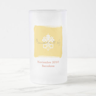 Papal cup of the Memory of Visita