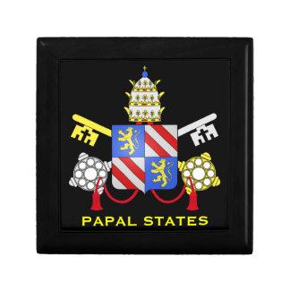 Papal States* Historical Jewelry Box