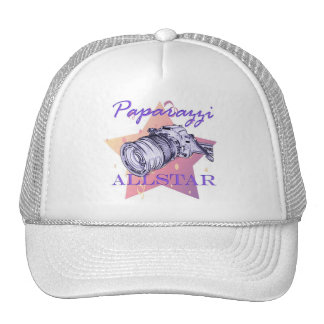 Paparazzi Allstar Hat