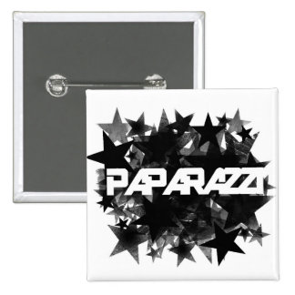 Paparazzi Clustered Star 2 Inch Square Button