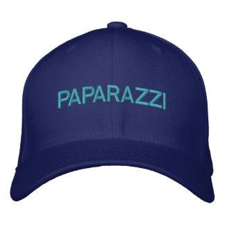 PAPARAZZI Customizable Cap by eZaZZleMan.com