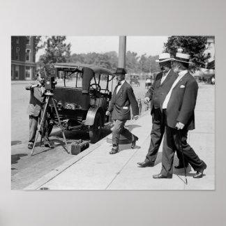 Paparazzi pionero, 1914 póster