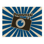 Paparazzi Postcard