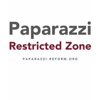 Paparazzi Restricted Zone shirt