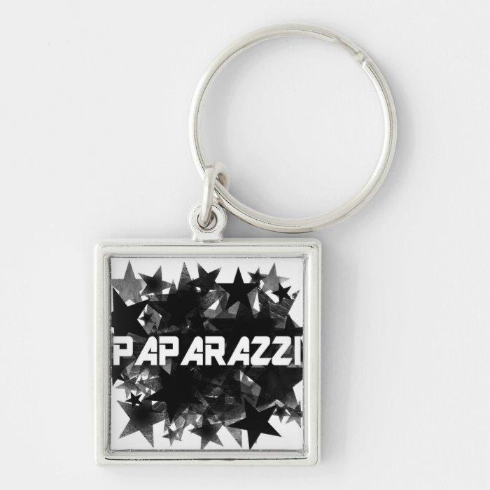 Paparazzi Star Keychain