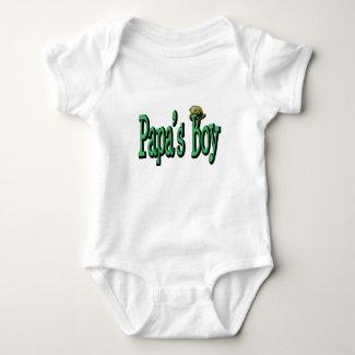 Papa's Boy Tshirt