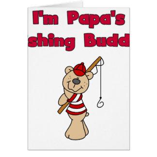 PAPAS FISHING BUDDY CARDS