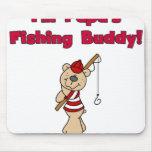 PAPAS FISHING BUDDY MOUSE PAD