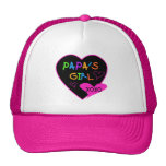Papa's Girl Tees, Hats, Mugs, Buttons, clothing