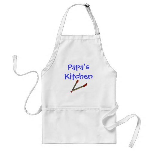 Papa's Kitchen Adult Apron