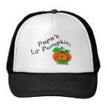 Papas Lil Pumpkin Trucker Hat
