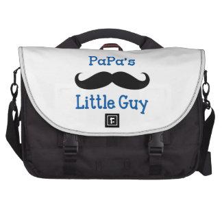 PAPAS LITTLE GUY LAPTOP COMPUTER BAG