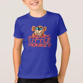 Papa's Little Monkey T-Shirt