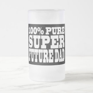 Papás y padres a ser Papá futuro estupendo puro d Tazas