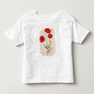 Papavar rhoeas, c.1568 toddler t-shirt
