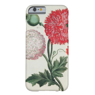 Papaver somniferum and Papaver rheas engraved by G Barely There iPhone 6 Case