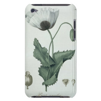 Papaver Somniferum from 'Phytographie Medicale' by iPod Touch Cover
