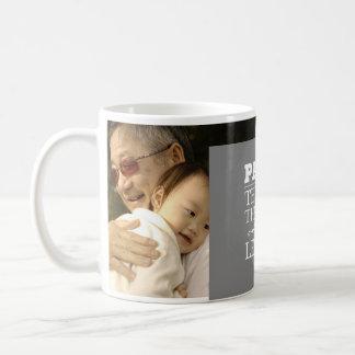 Papaw de encargo de la foto la leyenda taza de café