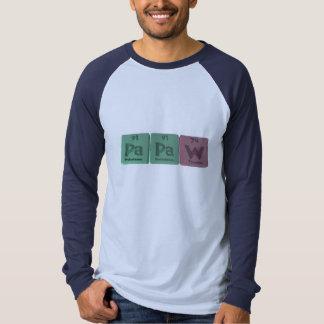 Papaw-Pa-Pa-W-Protactinium-Protactinium-Tungsten.p Playera