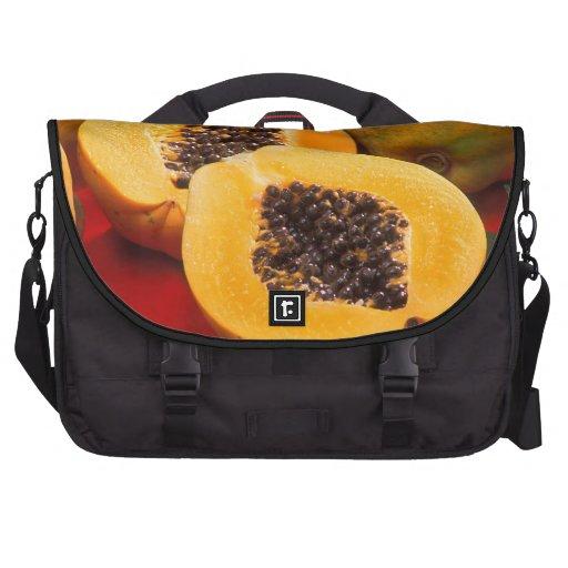 Papaya Bolsas Para Portátil