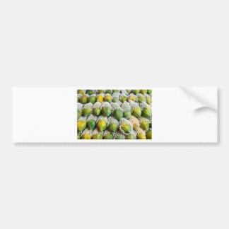 Papaya Pegatina Para Auto