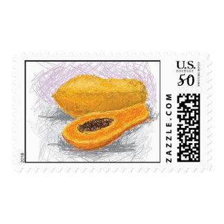 papaya postage
