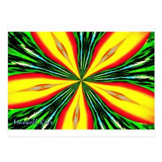 papaya postales