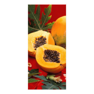 Papaya Rack Card