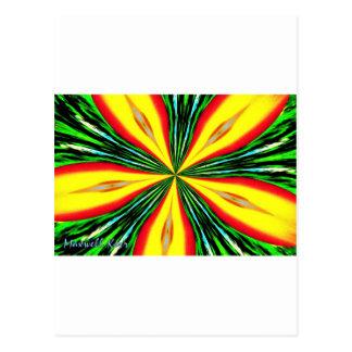 papaya tarjetas postales