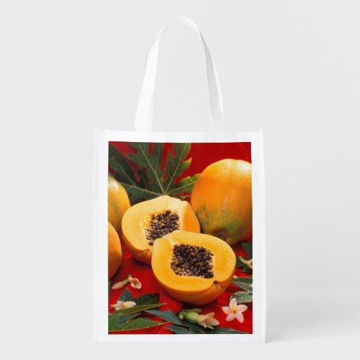 Papaya Bolsa Para La Compra