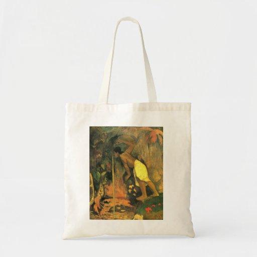 'Pape Moe' Tote Bags