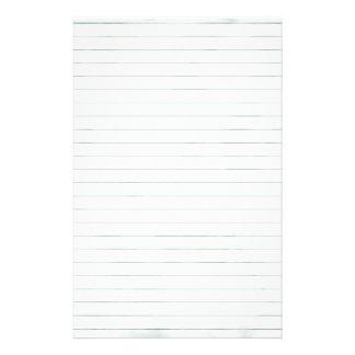 Papel alineado blanco  papeleria de diseño