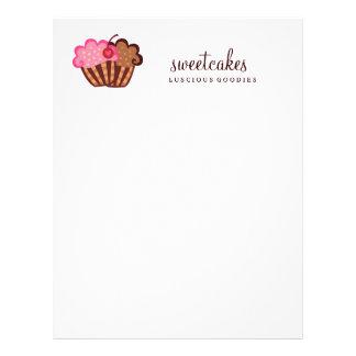 Papel con membrete de 311 Sweetcakes Membrete A Diseño