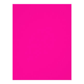 Papel con membrete rosado brillante membrete