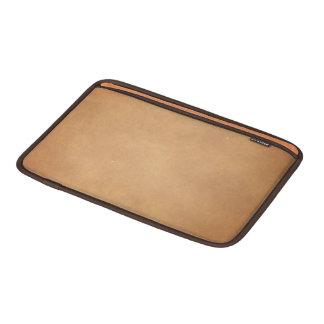 Papel de Brown antiguo Fundas Para Macbook Air