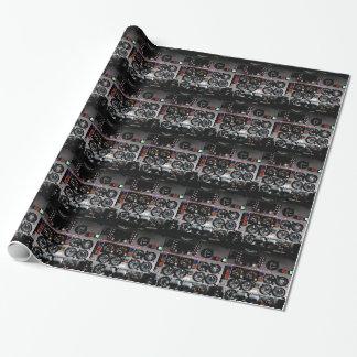 Papel de embalaje de la carlinga