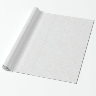 Papel de embalaje de los gris plateados de los papel de regalo
