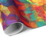 Papel de embalaje del arte abstracto 125