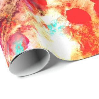 Papel de embalaje del arte abstracto 148 papel de regalo