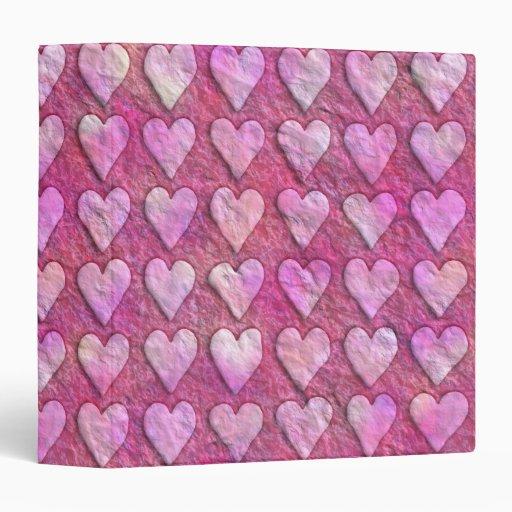 Papel de embalaje del corazón